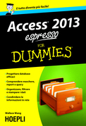 Access 2013 espresso for Dummies