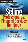 Selling Professional and Financial Services Handbook + Website