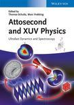 Attosecond and XUV Spectroscopy: Ultrafast Dynamics and Spectroscopy