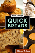 Good Eating's Quick Breads: A Collection of Convenient and Unique Recipes for Muffins, Scones, Loaves and More