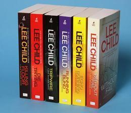 Lee Child's Jack Reacher Books 1-6