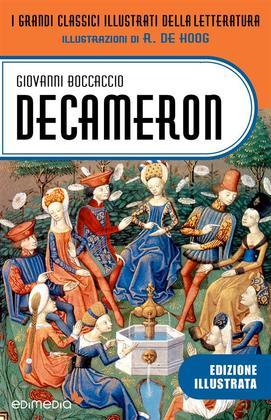 Decameron illustrato da R. de Hoog