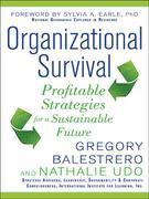 Organizational Survival: Profitable Strategies for a Sustainable Future