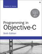 Programming in Objective-C, 6/e