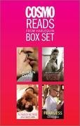 Cosmo Red-Hot Reads Box Set: Cake\Fearless\Naked Sushi\Everything You Need to Know