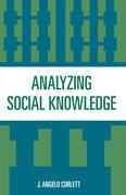 Analyzing Social Knowledge