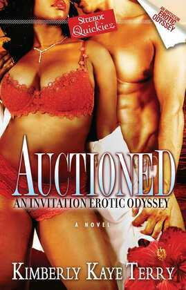 Auctioned: An Invitation Erotic Odyssey