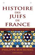 Histoire des Juifs de France - tome 1