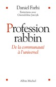 Profession Rabbin