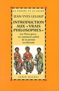 Introduction aux « vrais philosophes »