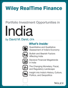 Portfolio Investment Opportunities in India