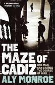 The Maze of Cadiz: A Peter Cotton Book