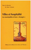 Villes et hospitalité