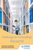 Challenges in Counselling: Research