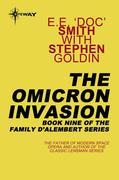 The Omicron Invasion: Family d'Alembert Book 9