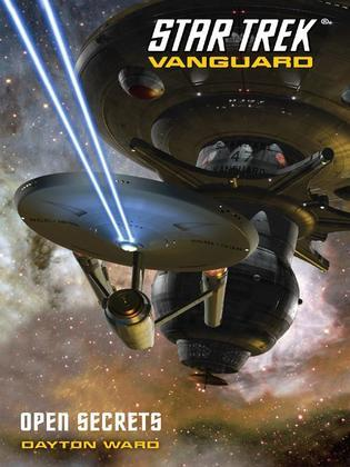 Star Trek: Vanguard #4: Open Secrets