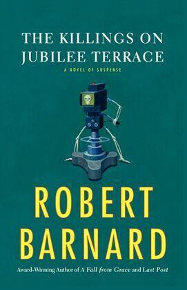 The Killings on Jubilee Terrace: A Novel of Suspense