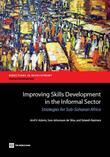 Improving Skills Development in the Informal Sector: Strategies for Sub-Saharan Africa