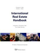 International Real Estate Handbook