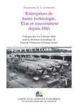 Entreprises de haute technologie, État et souveraineté depuis 1945