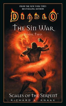 Diablo: The Sin War #2: Scales of the Serpent: Diablo Sin War Book 2