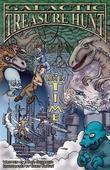 Galactic Treasure Hunt IV: Lost in Time