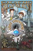 Galactic Treasure Hunt III: Lost Universe