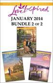 Love Inspired January 2014 - Bundle 2 of 2: Bayou Sweetheart\The Firefighter's New Family\Season of Redemption