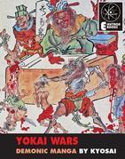 Yokai Wars: Demonic Manga by Kyosai