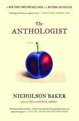 The Anthologist: A Novel