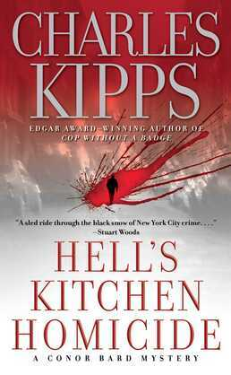 Hell's Kitchen Homicide: A Conor Bard Mystery