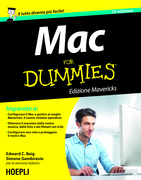 Mac for Dummies