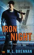 Iron Night: A Generation V Novel