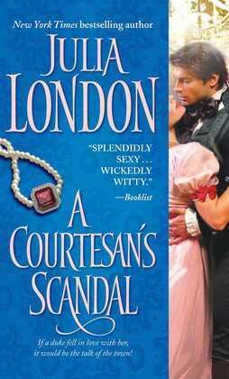 A Courtesan's Scandal
