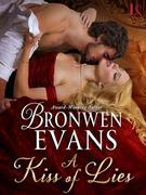 A Kiss of Lies: The Disgraced Lords Series: A Loveswept Historical Romance
