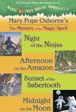 Magic Tree House: Books 5-8 Ebook Collection: Mystery of the Magic Spells