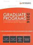 Graduate Programs in the Biological/Biomedical Sciences & Health-Related Medical Professions 2014 (Grad 3)