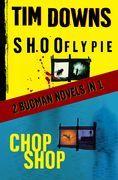 Shoofly Pie & Chop Shop: 2 Bugman Novels in 1