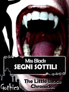 Segni sottili - the little black chronicles antologia