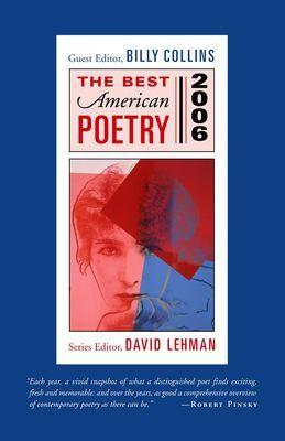 The Best American Poetry 2006: Series Editor David Lehman