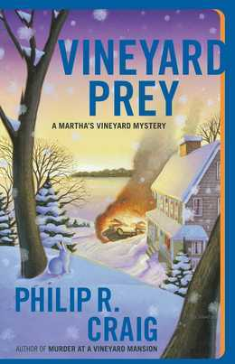 Vineyard Prey: Martha's Vineyard Mystery #16