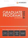 Graduate & Professional Programs: An Overview 2014 (Grad 1)