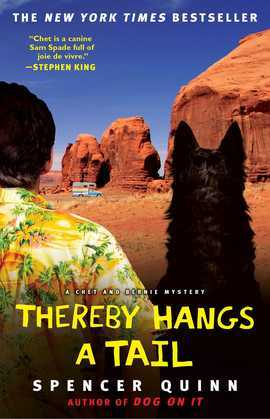 Thereby Hangs a Tail: A Chet and Bernie Mystery