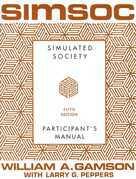 SIMSOC: Simulated Society, Participant's Manual: Fifth Edition (Participant's Manual)