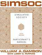 SIMSOC: Simulated Society, Participant's Manual
