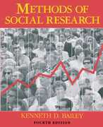 Methods of Social Research, 4th Edition