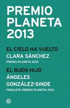 Premio Planeta 2013: ganador y finalista (pack)
