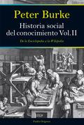 Historia social del conocimiento. Vol II
