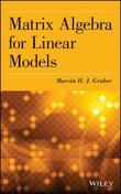 Matrix Algebra for Linear Models