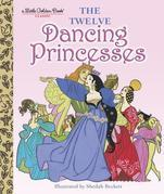 Jane Werner - The Twelve Dancing Princesses